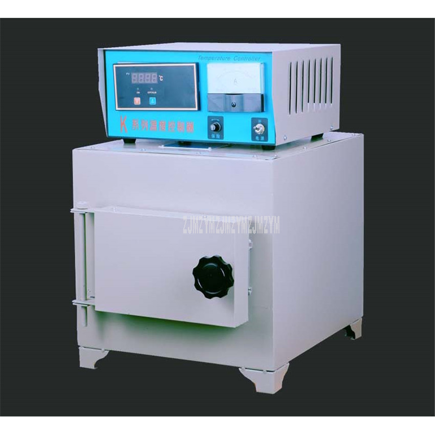 Electric Muffle Box High Temperature Furnace Resistance Furnace Heat Treatment Laboratory Tempering Annealing Quenching Furnace