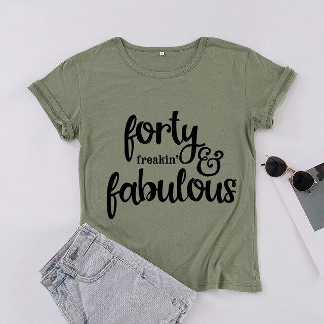 Forty /& Freakin Fabulous