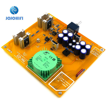 1pc alps 27 type 50k a knurl shaft amp volume potentiometer with pcb board NX-03 Headphone AMP Amplifier Finished Board with ALPS 27 Type Potentiometer & Transformer Base On Italy RudiStor NX03 Amp Board