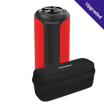 [Free shipping]Tronsmart T6 Plus Upgraded Edition Bluetooth 5.0 Portable Speaker with Up to 40W Power, IPX6, NFC 7