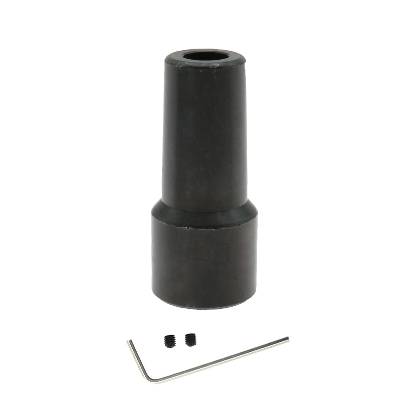 1 шт. 5 мм/6 мм/8 мм/10 мм/11 мм/12 мм/14 мм вал двигателя муфта B16 сверлильный патрон Конус шатун - Цвет: Removable-Steel