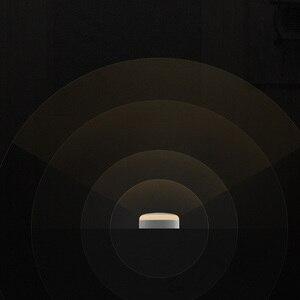 Image 5 - Xiaomi Norma Mijia Sensore di Luce di Notte Della Lampada Luminosità Regolabile A Infrarossi Photosensit di Controllo Auto Sensore Per Mi casa Intelligente