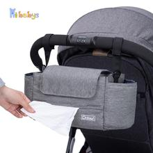 Nappy Bag Diaper-Bag Organizer Baby-Care for Mom Outdoor Infant Stroller Portable New