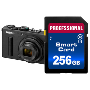 SD Card 256GB 128GB 64GB 32GB 16GB Flash Memory Card SDXC SDHC Card Class 10 UHS-I For Camera