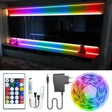 Led Strip Light Dream RGBDC12V RGB Flexible Individually Addressable Tape Led Ribbon 5M 10M 15M 20MSmart Lighting Ribbon Tape