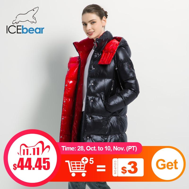 Новинка 2020, зимняя женская куртка, модная женская хлопковая парка высокого качества, женские пальто с капюшоном, брендовая одежда|Парки| | АлиЭкспресс