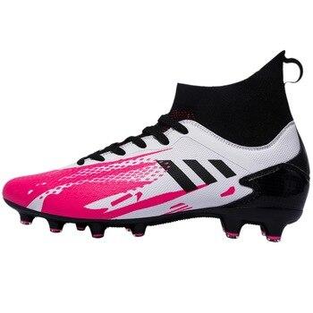 Botas De fútbol para hombre, calzado para deportes al aire libre, entrenamiento...
