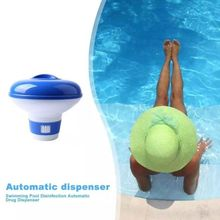 Swimming Pool Chlorine Dispenser Plus Tablets Chlorine Tablets Chemical Floater Chlorine Bromine Tablets For Pool super silica plus 60 tablets