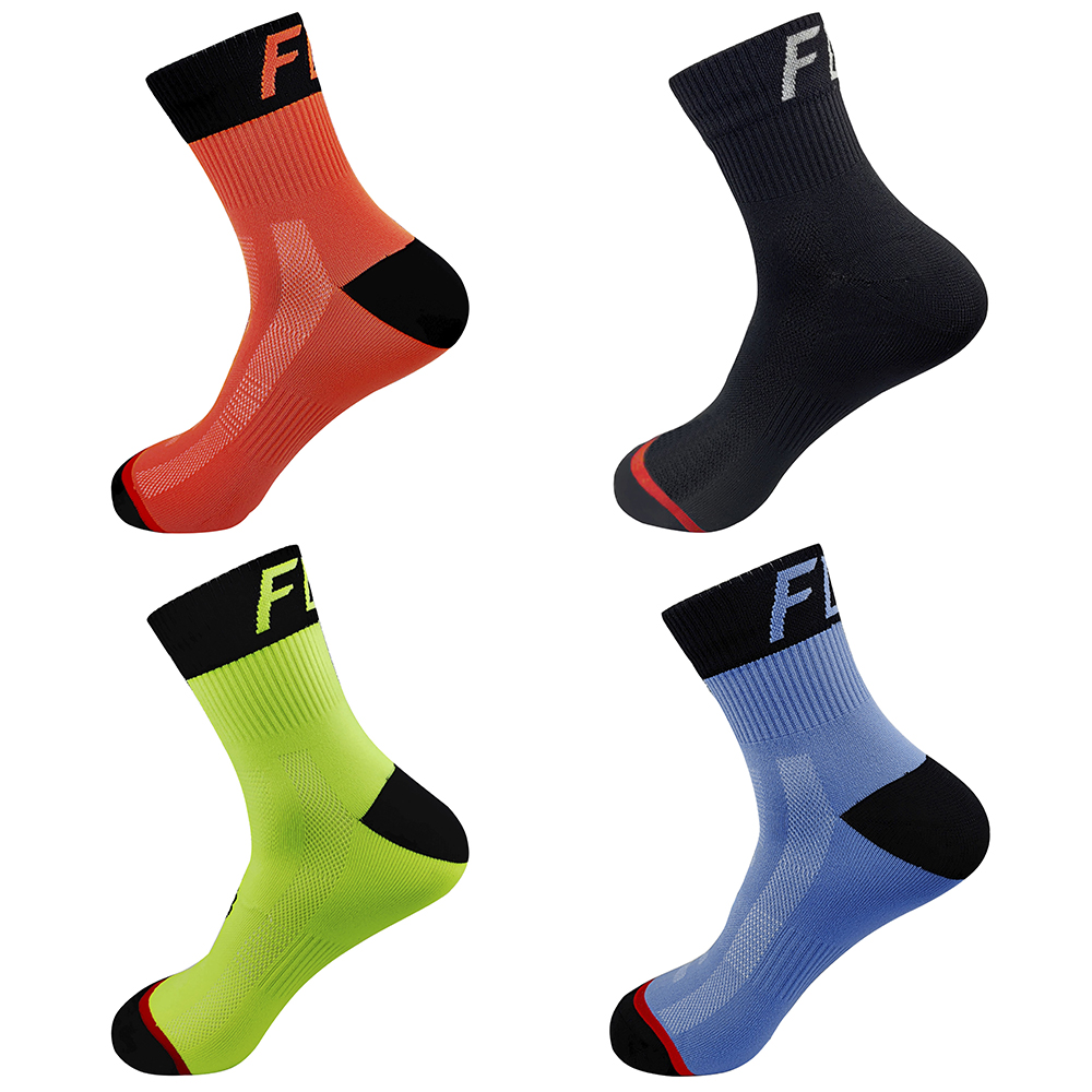 1 Pairs Outdoor Sports Bike Socks High Quality Cycling Socks Professional Socks For Running Basketball Football