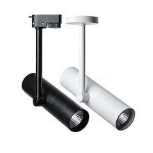 Светодиодные точечные светильники cob 3 Вт 5 7 10 12 точечная