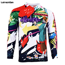 2020 SPTGRVO Lairschdan summer cartoon men #8217 s cycling clothing cycling clothing cycling equipment men #8217 s bicycle equipment cycling cheap Polyester Full Spring AUTUMN Jerseys Full Zipper Fits true to size take your normal size Anti-Pilling Anti-Shrink Anti-Wrinkle