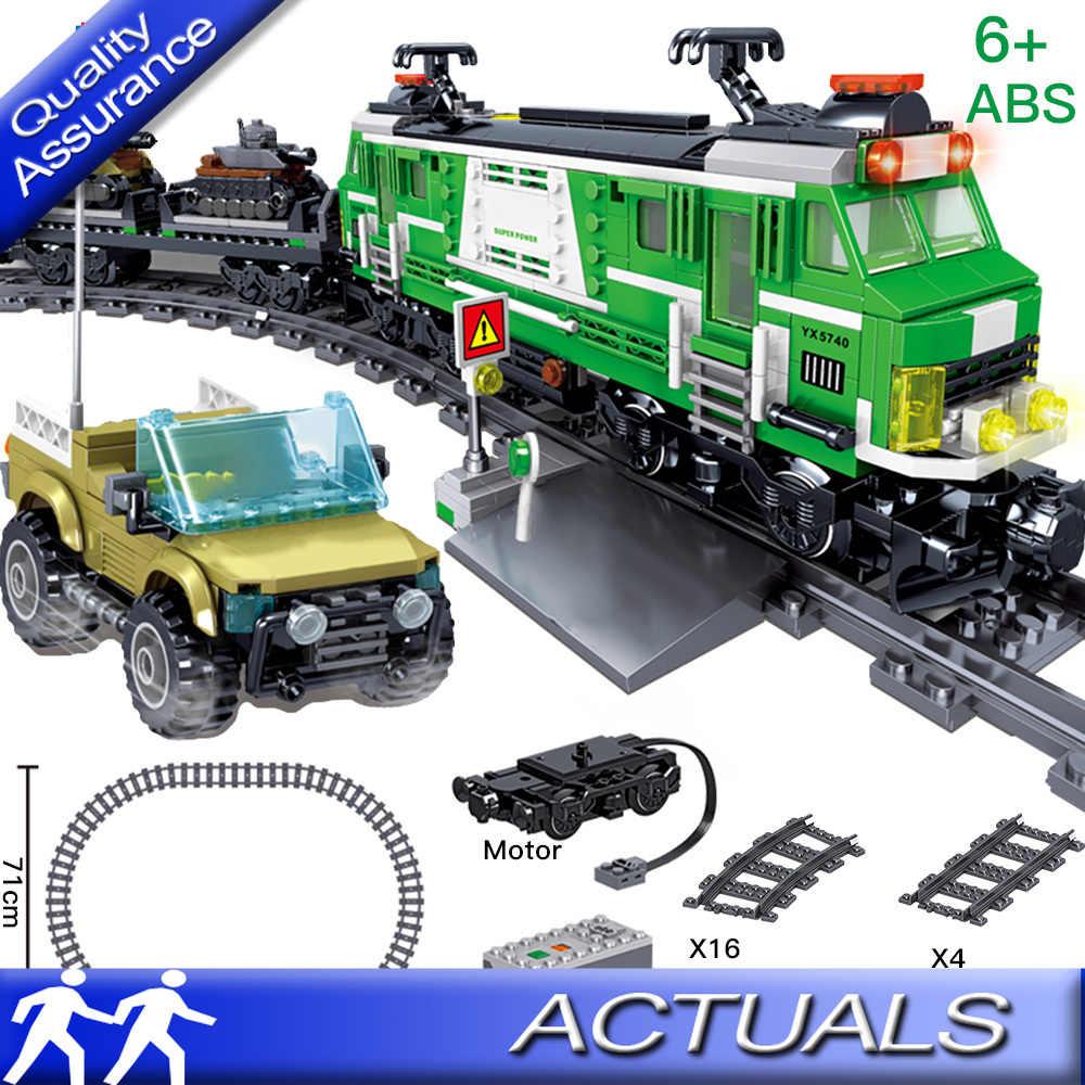 Technic Series EMERALD NIGHT TRAIN Set Creator Building Blocks