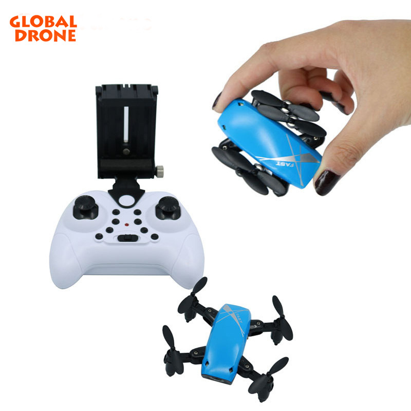 S9 Folding Mini Unmanned Aerial Vehicle WiFi Image Transmission Set High Small Aircraft Aerial Remote-control Aircraft Drone