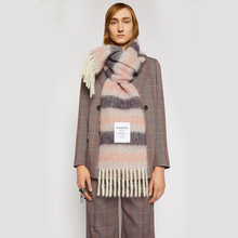 Women Autumn Winter Scarf Cashmere Plaid High Quality Warm Scarves Wide Long Ladies Scarf Soft Scarf Pashmina Ac Family Cashmere
