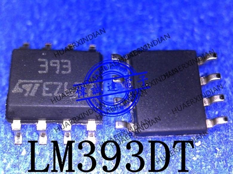20pcs LM393DT LM393 SOP-8 IC ORIGINALE St