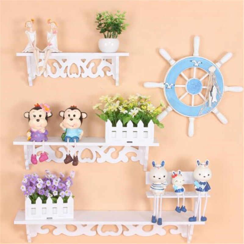Prateleira de pendurar em parede, suporte conveniente para armazenamento de bens, casa, quarto, decoração, s, 1 peça