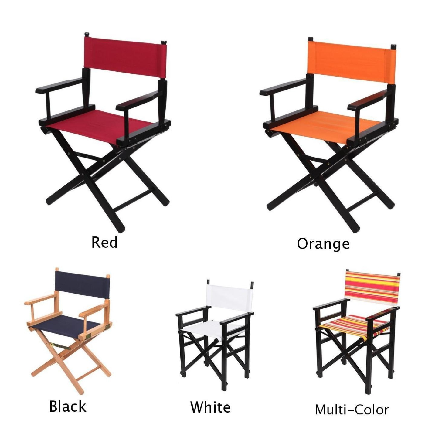 Garden & Patio Film Waterproof Casual Directors Chairs Replacement