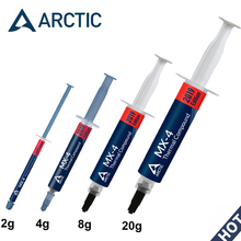 ARCTIC Silicone MX-4 MX-2 Thermal Compound Paste Conductive Grease Heatsink Plaster for CPU GPU LED Chipset Notebook Cooling цена и фото
