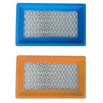 Filtro de aire disponible para todos los coches Tiller césped soplador de aire filtro de aire ambientador de timón de césped de