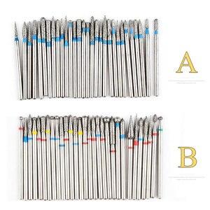 Image 4 - Набор алмазных насадок для маникюра и педикюра, 30 шт.