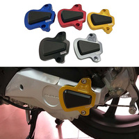Motorcycle Modified CNC ADV150 Parts Engine Guard Cover Pad Protector For Honda ADV 150 2019 2020 Accessories