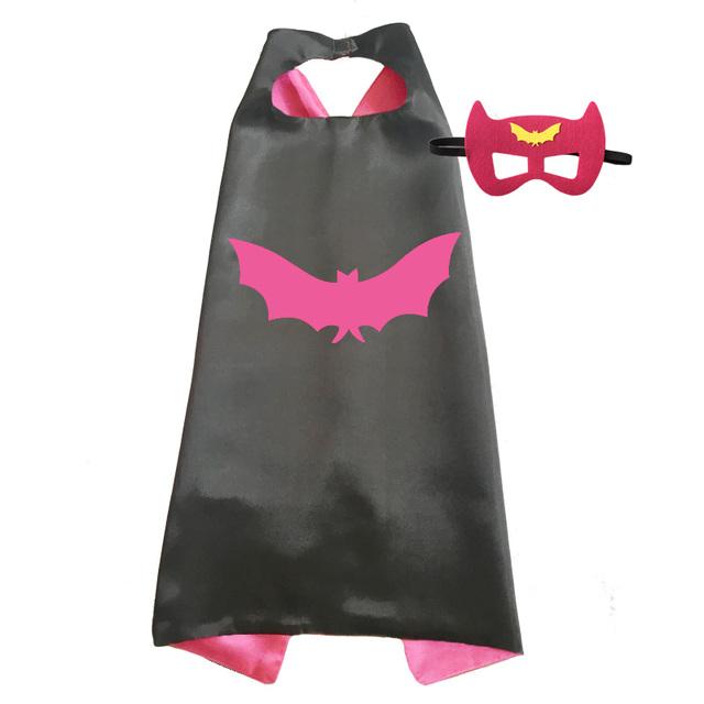 Disfraces de superhéroe con máscaras para cumpleaños Spiderman disfraces de Halloween para niños Cosplay Anime