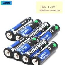 Поставщик продает 30 шт. AA 1,5 В батареи LR6 щелочные цинковые Углеродные AA 1,5 В батареи для дистанционного управления игрушки мышь часы