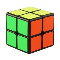 2x2x2 매직 큐브 전문 속도 퍼즐 큐브 Rubic 교육 두뇌 완구 어린이를위한 선물|매직 큐브|완구 & 취미 -