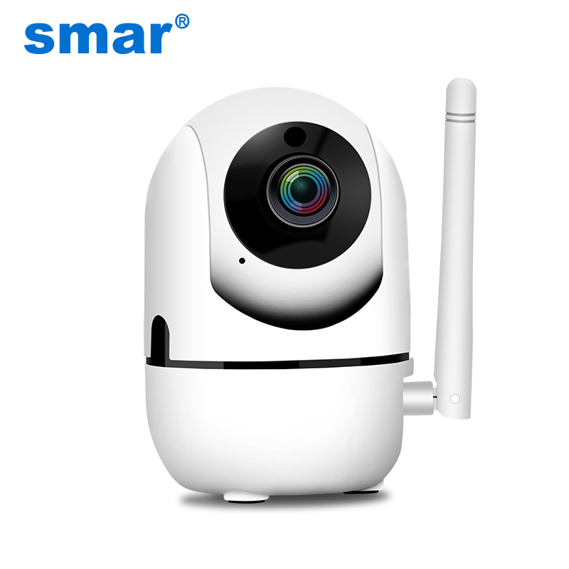 Smar Ip-Camera Auto-Tracking-Of Cloud Cctv-Network-Wifi Surveillance HD Home-Security