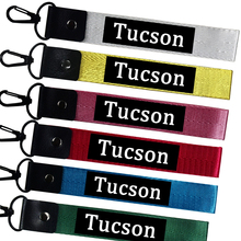 Car Keychain Keyring Key Strap Key Fob keycord Phone Lanyards For Hyundai Tucson 2019 2016 2017 2018 2005 2006 2007 2018 2009