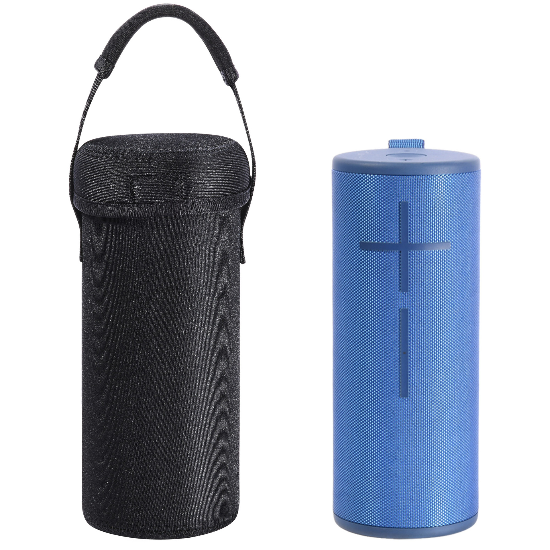 Portable Speaker Case For UE Boom 3 For UE Megaboom 3 Outdoor Carrying Thick Protective Bag Pouch