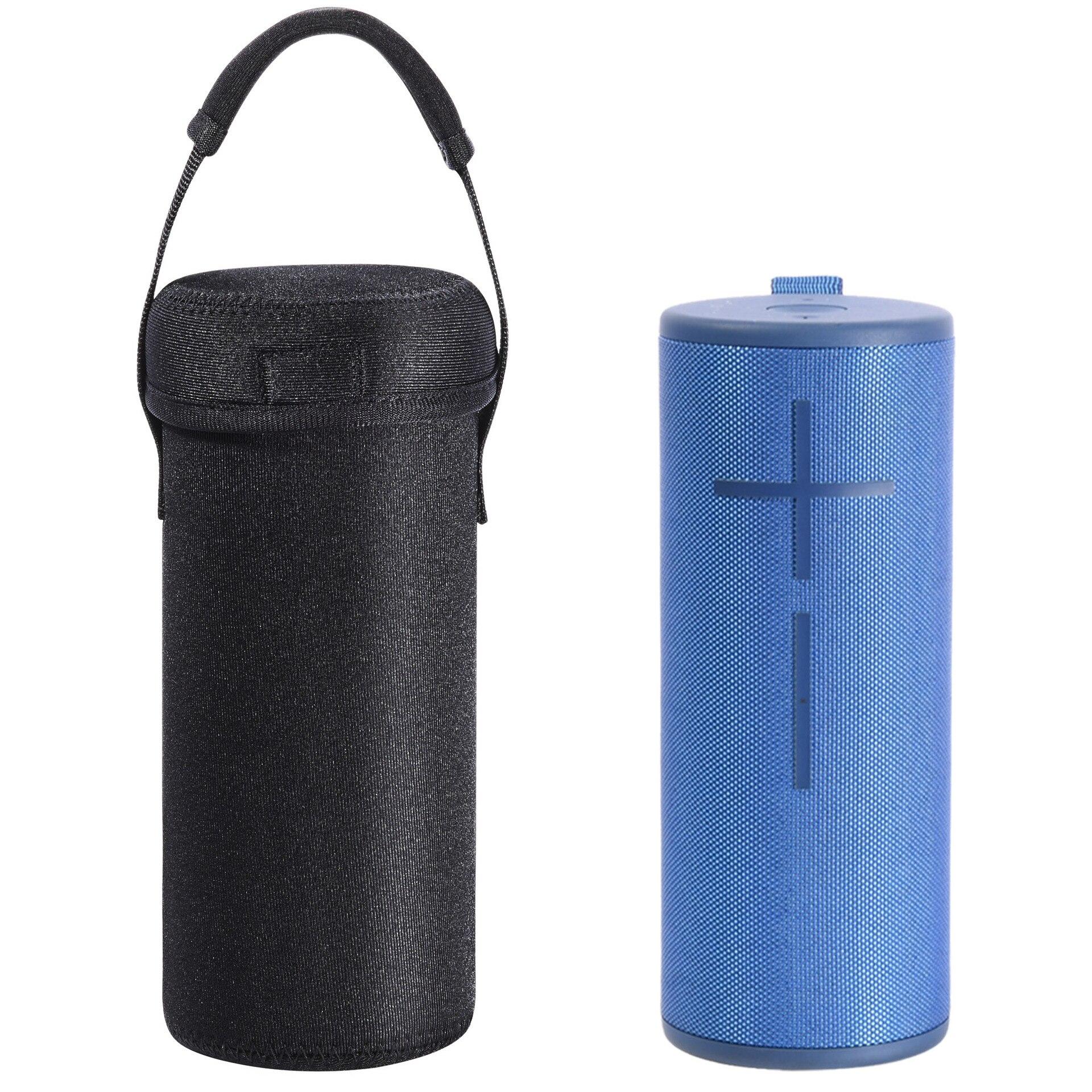 Caso alto-falante portátil para ue boom 3 para ue megaboom 3 transporte ao ar livre saco de proteção grossa bolsa