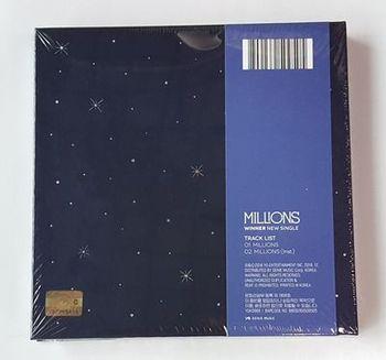 [MYKPOP] ~ ~ 100% ~ ganador nuevo Single millones álbum CD fanáticos KPOP colección-SA19082608