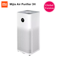 Xiaomi-purificador de aire Mi 3H, esterilizador con formaldehído, limpieza inteligente, filtro Hepa para el hogar, aplicación inteligente WIFI