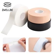 Patchs pour faux cils, tampons, papier blanc, sous les yeux, pour extensions, bande correctrice