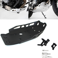 Motorcycle Lower Chassis Engine Guard Bottom Skid Plate Splash Protection Mudguard For BMW F750GS F850GS F 750 ADV GSA Adventure