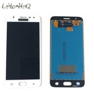 Image 5 - 10 шт./лот AMOLED ЖК дисплей для Samsung Galaxy J5 Prime J5P G570 G570F G570L ЖК дисплей с сенсорным экраном дигитайзер сборка оптом
