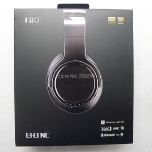Image 1 - FiiO EH3 NC Wireless Noise Canceling Headphones Black With Bluetooth NFC aptX HD LDAC AAC SBC Audio WIRELESS Hi Res function