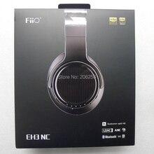 سماعات أذن لاسلكية بتقنية إلغاء الضوضاء من FiiO EH3 NC باللون الأسود مع خاصية بلوتوث NFC aptX HD LDAC AAC SBC وظيفة لاسلكية عالية الدقة للصوت