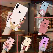 harry style one direction pattern Phone Case For Xiaomi Redmi note 7 8 9 t k30 max3 9 s 10 pro lite funda coque cover
