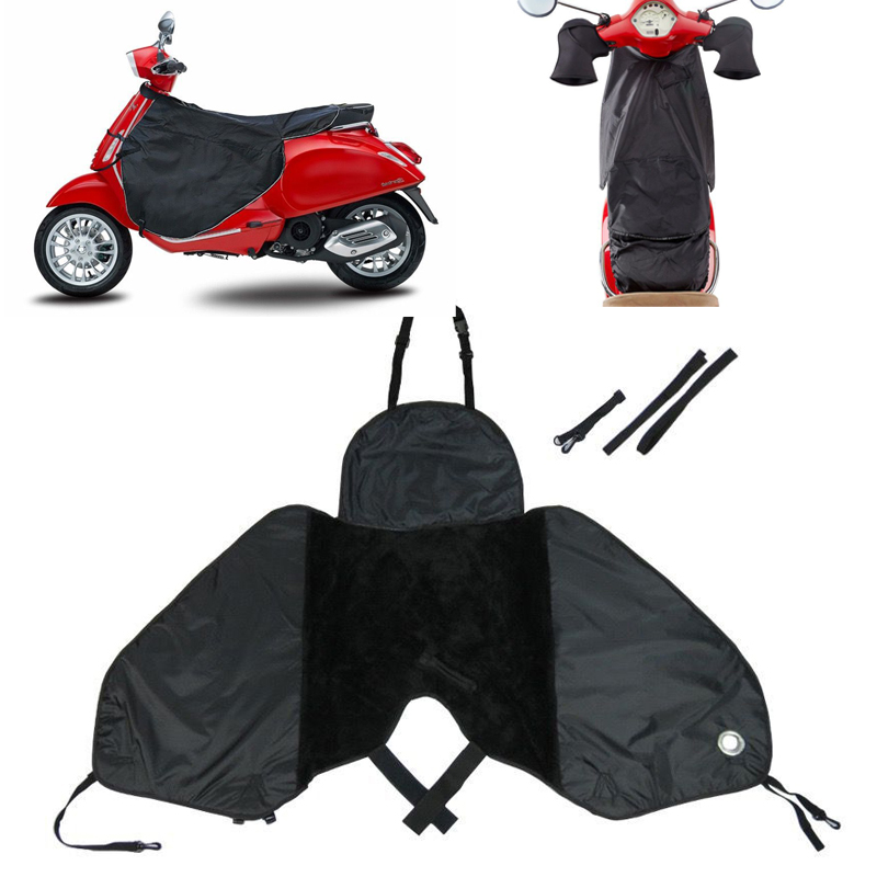 Motorcycle Scooter Waterproof Warmer Leg Cover Knee Blanket Suitable For Universal BMW YAMAHA Rain Wind Protection Windproof