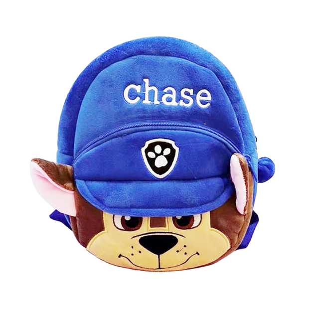 Plush Bag Paw Patrol Puppy Plush Backpack Anime Figure Chase Marshall Plush Animals Toys For Children Christmas Birthday Gift 2