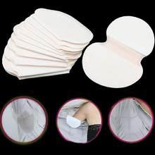 10-50 pces absorvente descartável axilas suor guarda almofadas desodorante axila folha vestido vestuário protetor suor transpiração almofadas