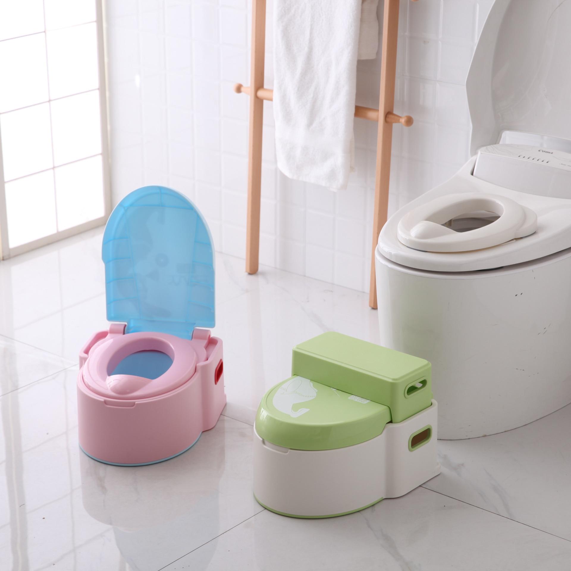 Yu Qb Bao Toilet For Kids Women's Toilet Infants Men's Potty Urinal Infant Kids Small Chamber Pot