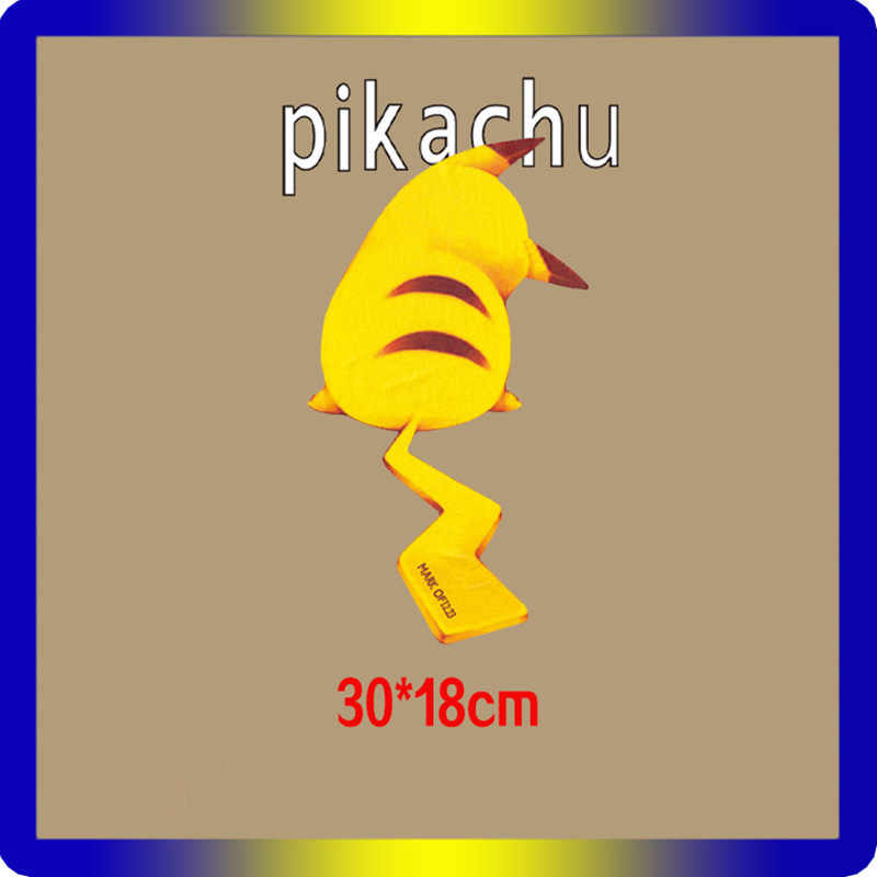 1 pcs 귀여운 포켓몬 시리즈 패치 피카추 열전달 스티커 diy 의류 의류 인쇄 고품질 applique