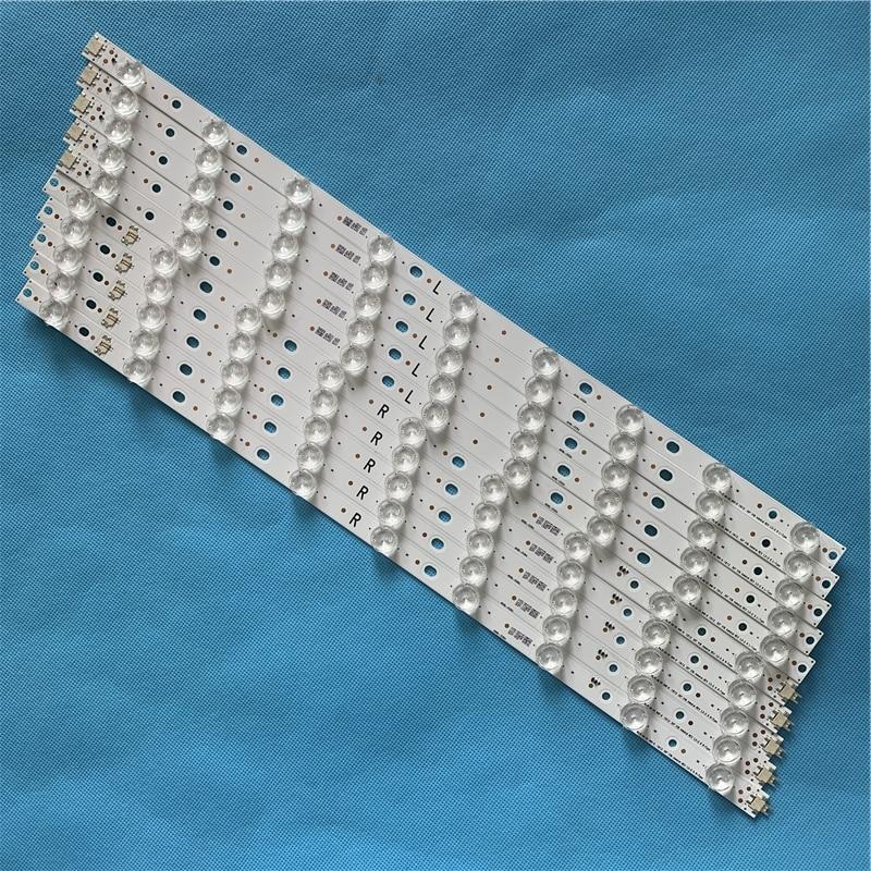 NEW 10PCS 1010mm LED Backlight Strips For LG 50