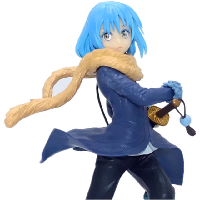 That Time I Got Reincarnated as a Slime Rimuru Tempest EXQ Action Figure Toy Figuras Anime Figurine Model Gift