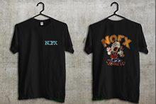 Nofx 94 Tour Vintagep réimpression à manches courtes t-shirt taille S M 2Xl # nouvelle mode pour hommes à manches courtes