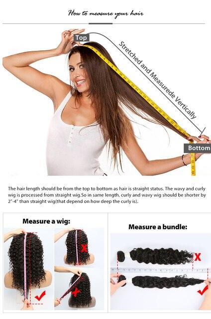 Pelucas de cabello humano largo brasileño con malla Frontal, prearrancada, ondas profundas, 150 de densidad
