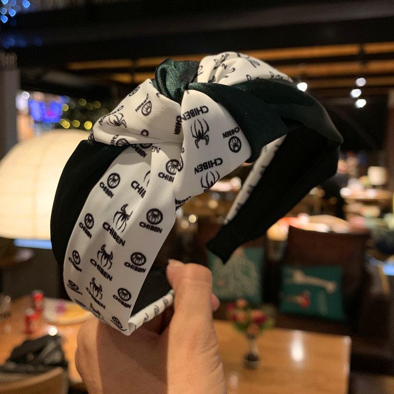Winter Hairband 2019 New Headband For Women Fashion Wide 4